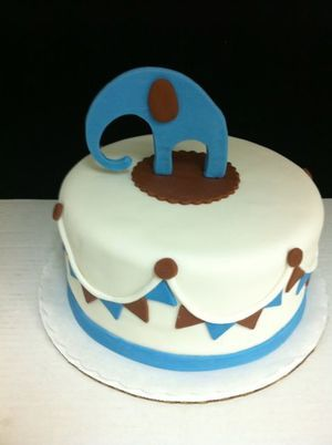 ... Baby Shower Cake by Louise's Cakes N' Things Birmingham, Alabama
