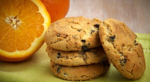Νηστίσιμα κουλουράκια με πορτοκάλι
