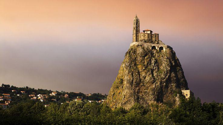 Saint Michel d'Aiguilhe, France