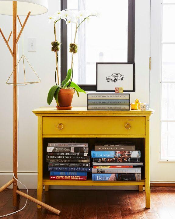 89 best le jaune moutarde images on Pinterest Home ideas, Living - garde meuble pas cher ile de france
