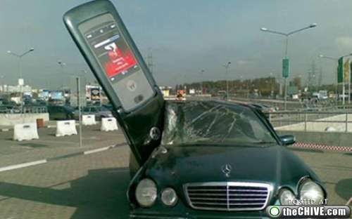 crazy car crashes 11 Car crashes that beg the question, how did they do that? (31 Photos)