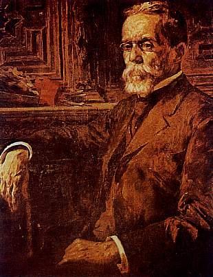 Machado de Assis - o maior escritor brasileiro de todos os tempos.