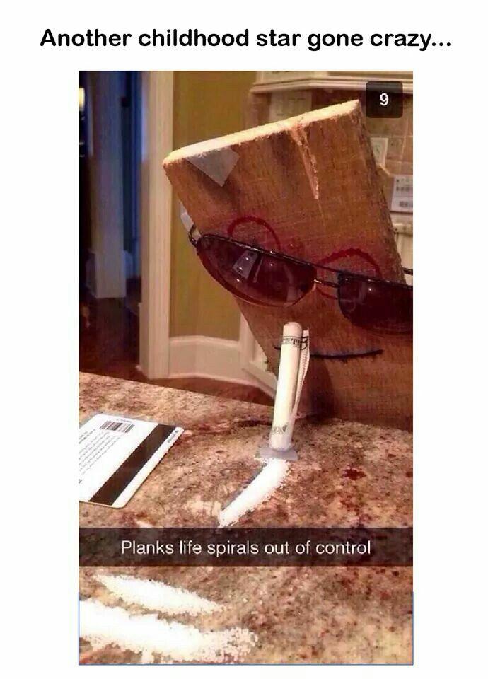 Plank...Ed, Edd n Eddy
