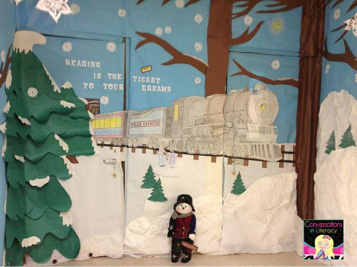 Winter Outside Wall Decor