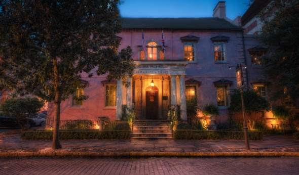 The Olde Pink House is a must do - at least once!