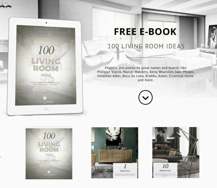 Living Room Ideas 15 Free E Books To Inspire You