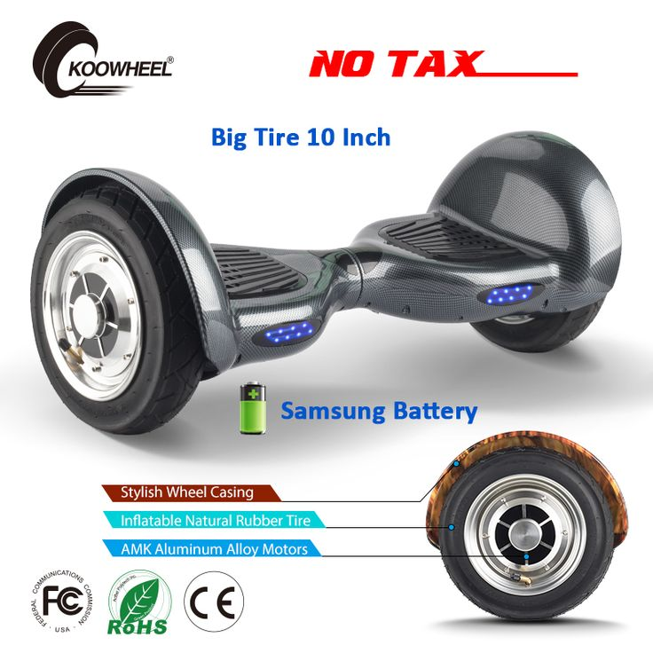 Koowheel 2017 Smart Hoverboard 2 Motors Self Balancing 10 Inch Electric Skateboard Samsung Battery Hover Board gyroscope Scooter //Price: $276.38//     #shopping