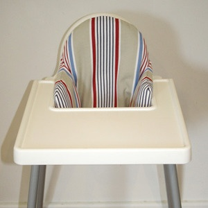Galoomp High Chair Pillows - save your bubba's head from banging on the plastic of the Ikea Highchair