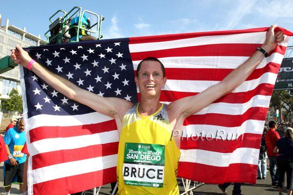 Ben Bruce Wins Big At Suja Rock 'n' Roll San Diego Marathon - Competitor.com