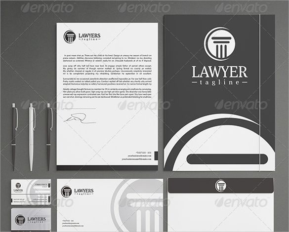 38 best Letterhead images on Pinterest Design patterns, Design - psd letterhead template