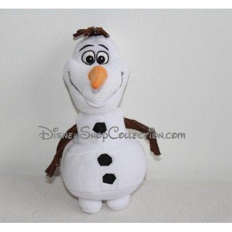 Peluche Olaf SIMBA TOYS La Reine des Neiges bonhomme de neige Disney 24 cm