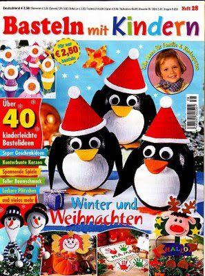 Basteln mit Kinder Winter - Muscaria Amanita - Picasa Webalbumok