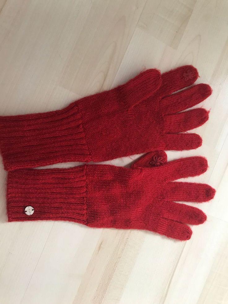 Der Handschuh. Die Handschuhe.  Handschuhe sorgen dafür, dass meine Finger im Winter nicht kalt werden.   #vocab #vokabel #deutsch #german #lernen #learn #onewordaday