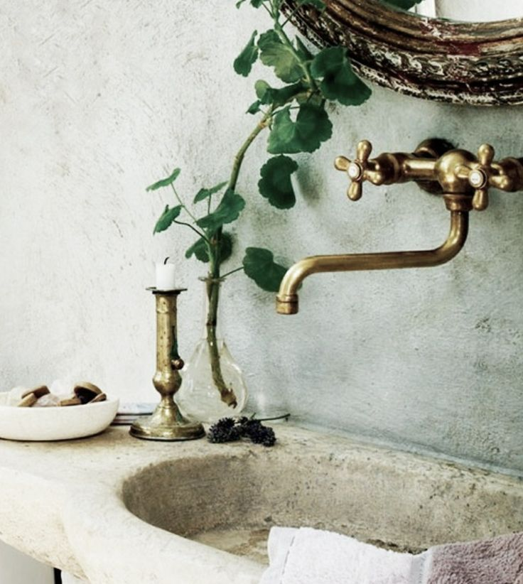 93 best Gold and Brass images on Pinterest | Bathroom, Bathrooms and ...