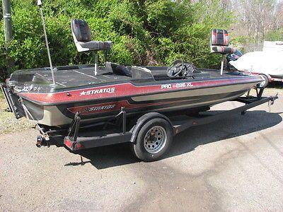 Pro Bass Fishing Boats