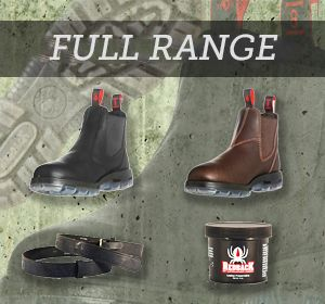 Work Boots, Australian Boot Company | Redback Boots®