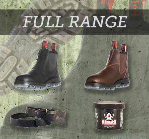 Work Boots, Australian Boot Company | Redback Boots®