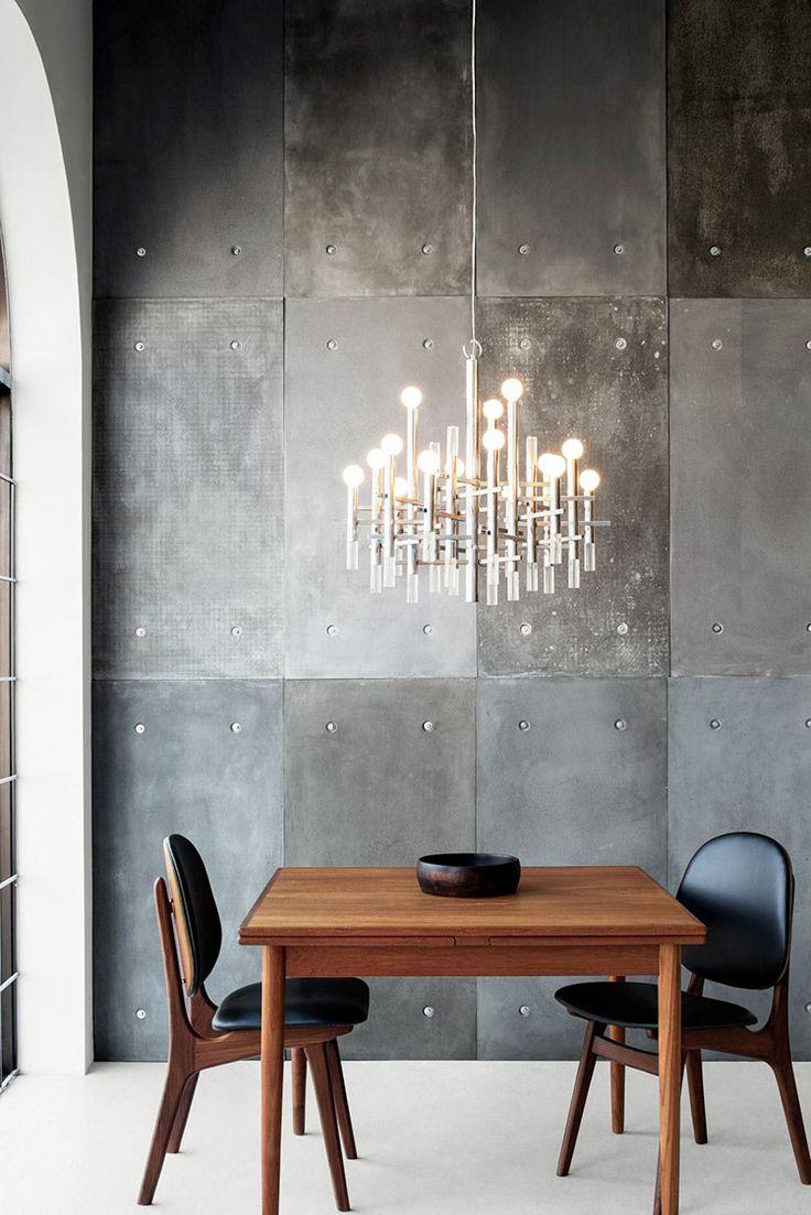 Luminaires | Un lustre design | #luminaires, #décoration, #luxe. Plus de nouveautés sur magasinsdeco.fr/
