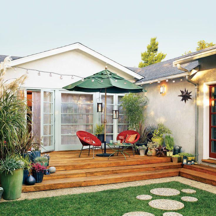 Deck Ideas: 40 Ways to Design a Great Backyard Deck or ...