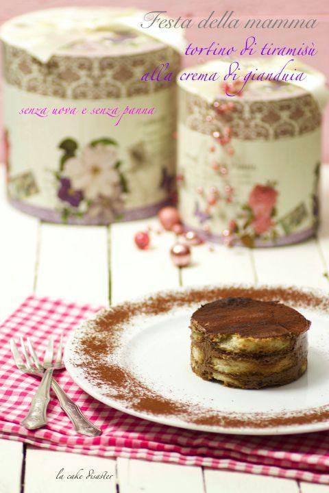 """l'angolo de """"la cake disaster"""": Festa della """"Mamma"""" ... tortino al tiramisù con cr..."""