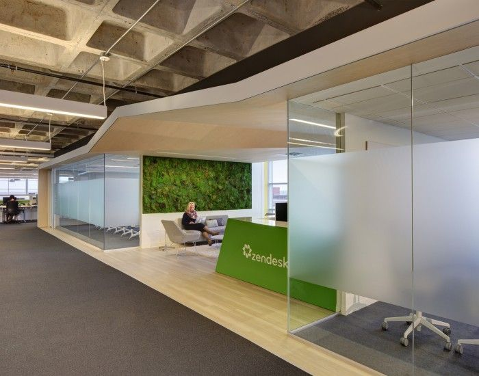 Zendesk Madison Office Design 6