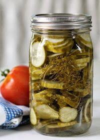 Flower Patch Farmgirl: Blue-Ribbon Amish Dill Pickles