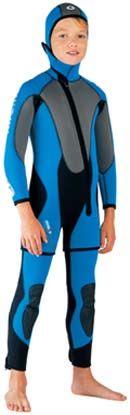 Мокрые гидрокостюмы для дайвинга (костюмы мокрого типа)