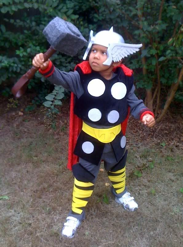 Unique Thor Costumes. Thor CostumeAvengers CostumesDress Up ...  sc 1 st  Pinterest & The 72 best Costume images on Pinterest | Halloween prop Baby ...
