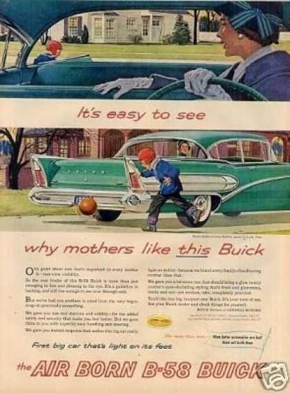 Buick B-58 Car (1958)