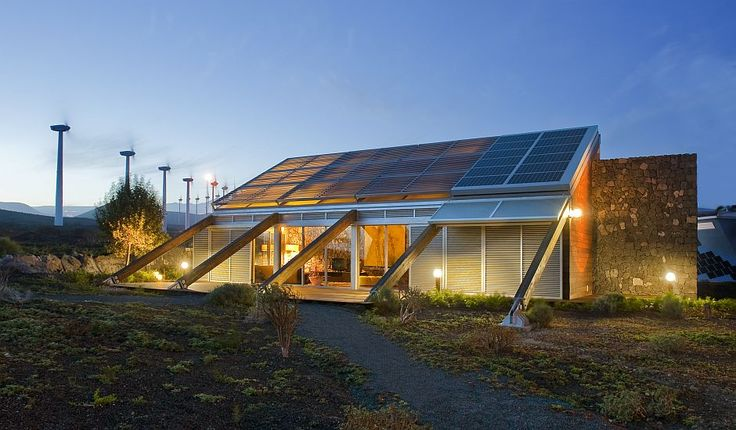 Casas Bioclimaticas | urlaubsarchitektur.de|holidayarchitecture.com