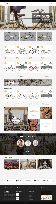 Cotto - Bike Store Responsive Prestashop Theme -----------Free download this Prestashop theme: YesThemes.net------------- #Prestashop #theme, Prestashop #1.7, #free prestashop theme, prestashop theme #nulled, free #download, prestashop #design, prestashop #website, #beautiful prestashop theme