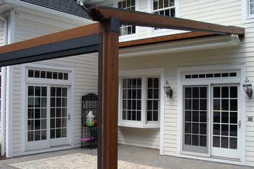 Private Residence, Northern NJ Gennius Retractable