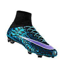 NIKEiD. Custom Nike Mercurial Superfly iD Soccer Cleat