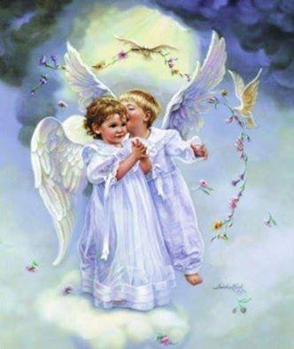 Η αγγελική συχνότητα της χαράς