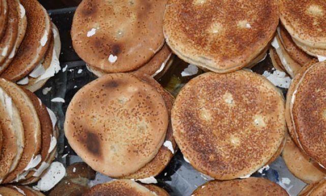 طريقة عمل الكعك الطرابلسي المالح Recipe Food And Drink Food Arabic Sweets