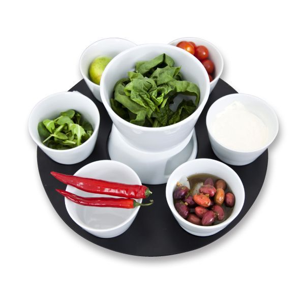 Modern House, daily use tacosett
