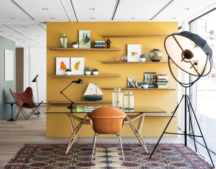 Desk Area | The Conran Shop | Lonny Magazine