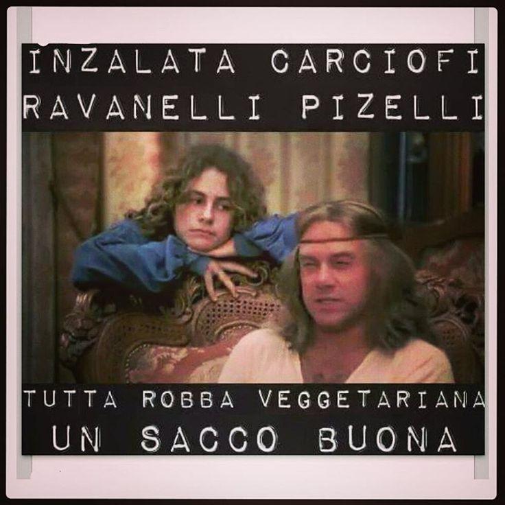 """""""Buongiorno!!! #meraviglia #carloverdone #amo"""""""