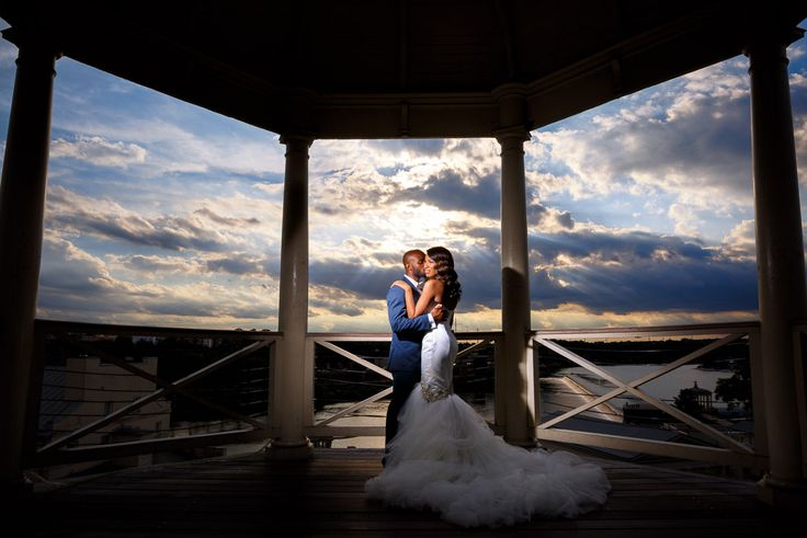 Gorgeous view during this Philly wedding. Photographed by @ketanuva #weddingplanning #weddingphotography