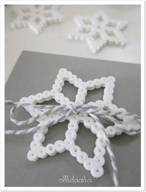 Allidaalia: Joulukortti DIY