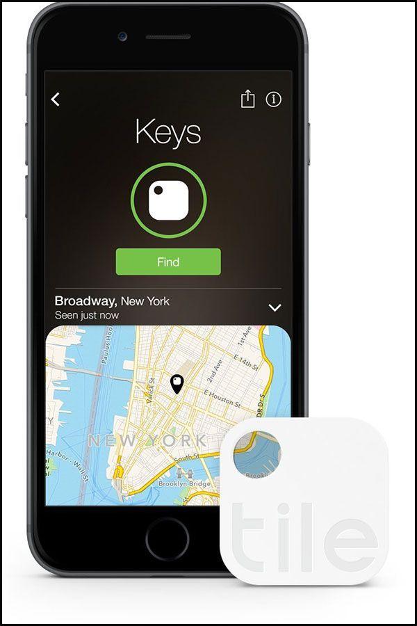 Tile (Gen 2) - Phone Finder. Key Finder. Item Finder: Best Christmas Gifts 2015