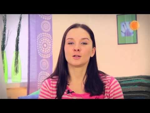 Фейсбилдинг с Евгенией Баглык. Упражнения для лобной зоны - YouTube