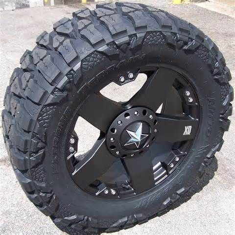 Used black truck rims for sale