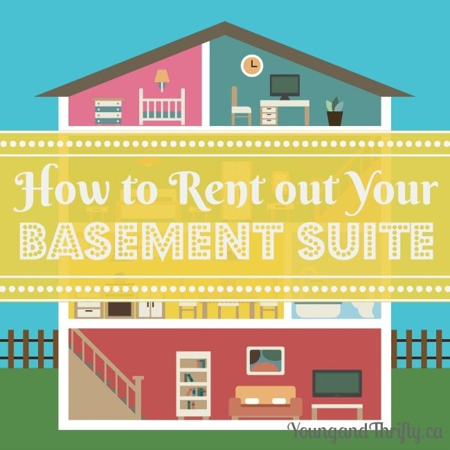 How To Rent Out Your Basement Suite