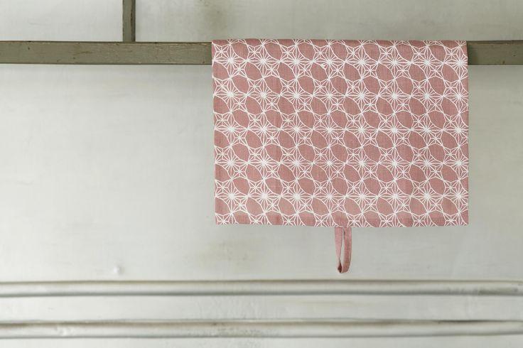 Ursa tea towel. Design by Riikka Kaartilanmäki 2010.