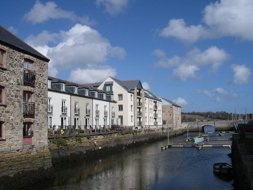 Harbour Village - Penryn Cornwall