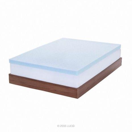 Memory Foam Mattress Topper For Back Pain