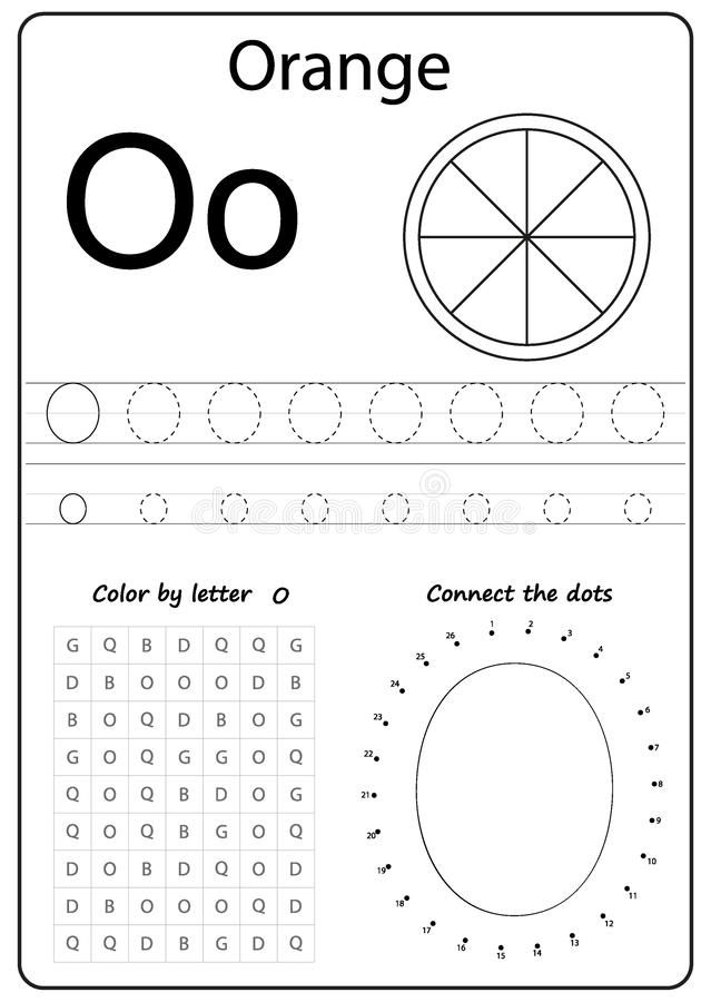 Writing Letter O Worksheet Writing A Z Alphabet Exercises Game For Kids Stoc In 2021 Letter O Worksheets Alphabet Worksheets Preschool Alphabet Writing Worksheets Letter o worksheets for preschool