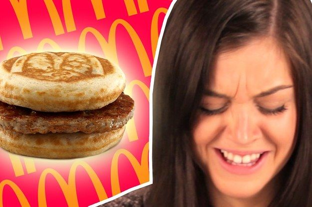 People Try McDonald's Breakfast For The First Time   ♦ℬїт¢ℌαℓї¢їøυ﹩♦