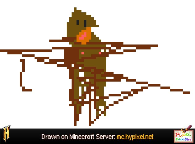 NamelessNeji_'s Pixel Painter Drawing | Hypixel - Minecraft Server and Maps